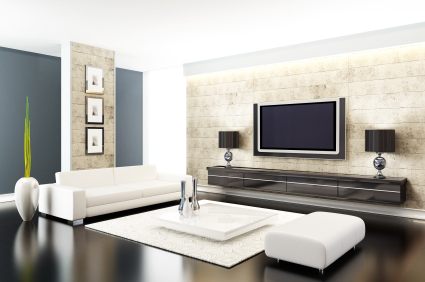Minimalistic Living Room
