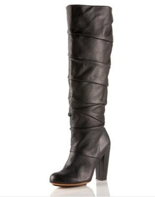 Modern Vintage slouchy boot