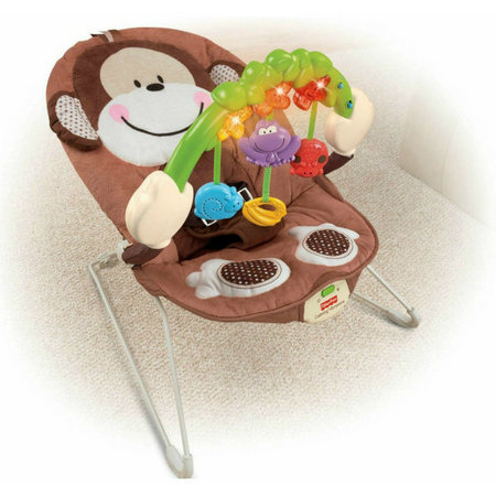 Fisher-Price Monkeyin' Around Bouncer