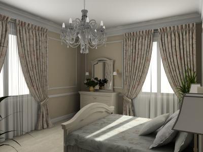 Bedroom decorating ideas monochromatic bedroom for Monochromatic bedroom designs