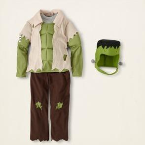 Boys Frankenstein Costume