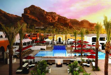 The InterContinental Montelucia Resort & Spa in Scottsdale