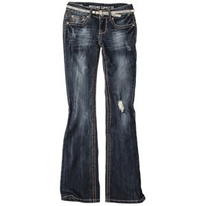 Mossimo Supply Co., Juniors Bootcut Denim
