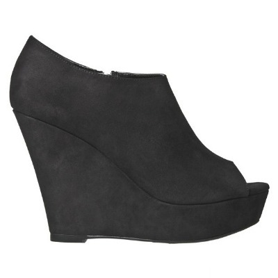 Mossimo Peg Peep-Toe Wedge