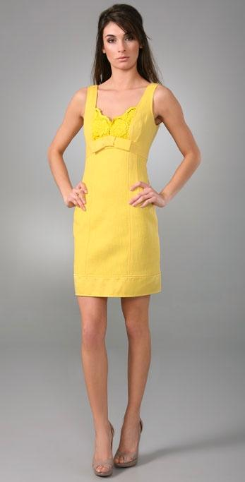 Nanette Lepore Nice Girl Dress