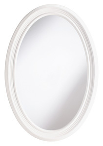 Napoli Oval Mirror