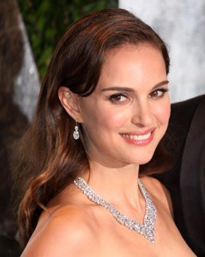 Sparkling Natalie Portman