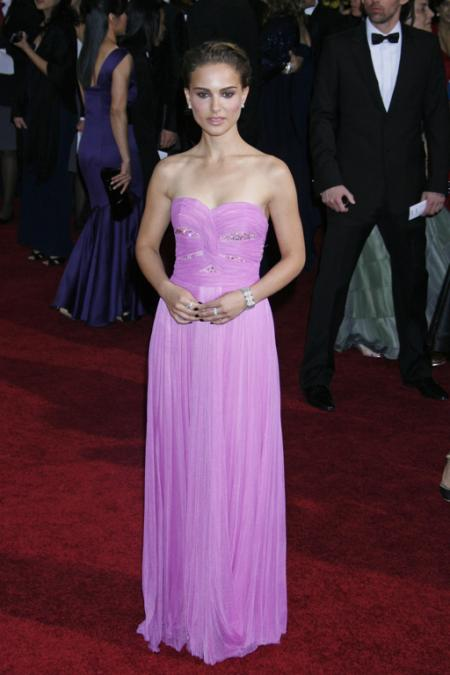 Natalie Portman in Rodarte