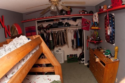 Nate's room before view 2