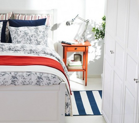 Bedroom decorating ideas nautical for Bedroom ideas nautical