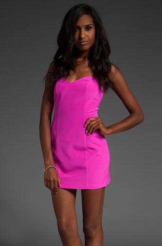 Naven Sweetheart Dress