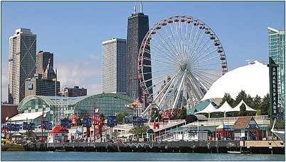 Chicago historical site to visit: Navy Pier