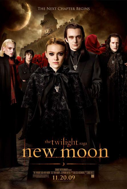 Jane (Dakota Fanning) for New Moon promotion