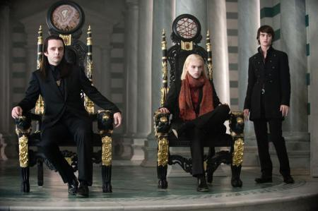 Introducing the Volturi in Twilight's New Moon