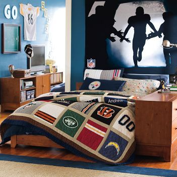 NFL Bedroom