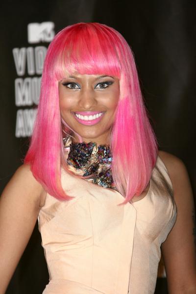 Nicki Minaj Best New Artist Nominee