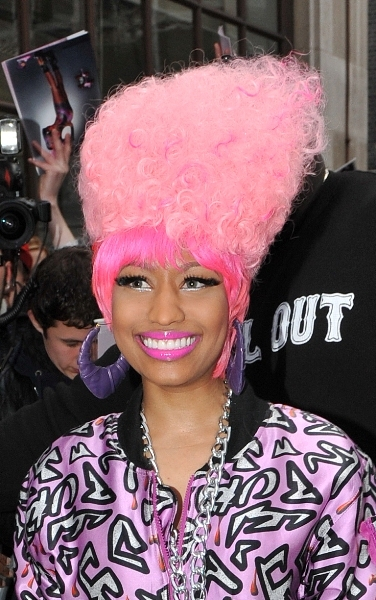 Nicki Minaj's Alter Ego