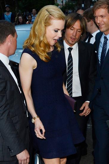 Nicole Kidman & Keith Urban