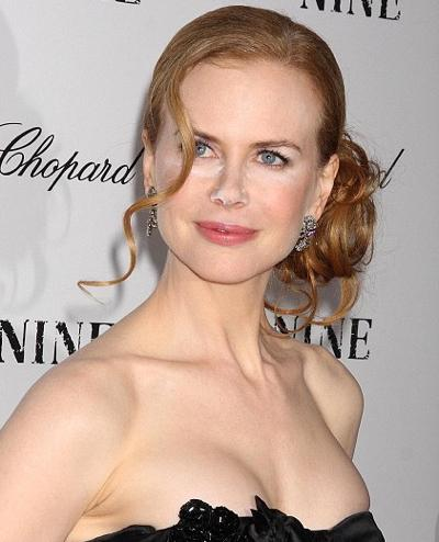 Nicole Kidman Make-Up Malfunction