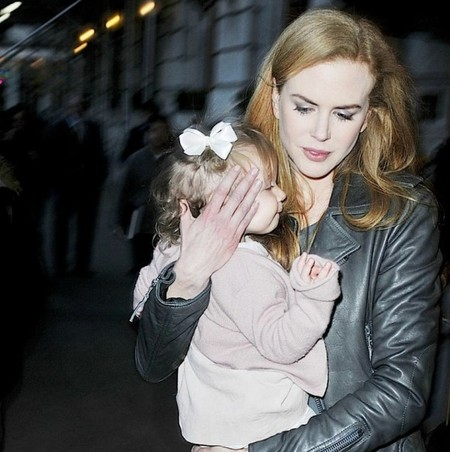 Nicole Kidman and Sunday Rose