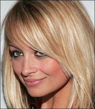 Close-up Nicole Richie