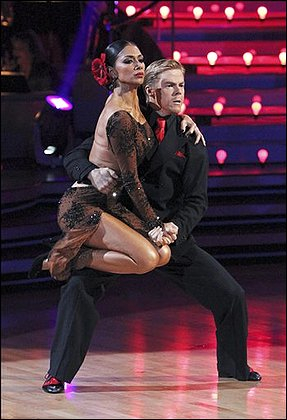"""Dancing with the Stars"" Crowns Winner"