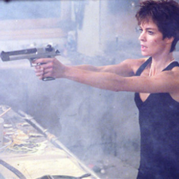 Anne Parillaud in La Femme Nikita