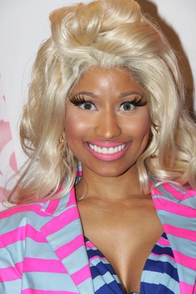 Nikki Minaj looking pretty