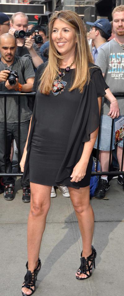 Nina Garcia pregnant