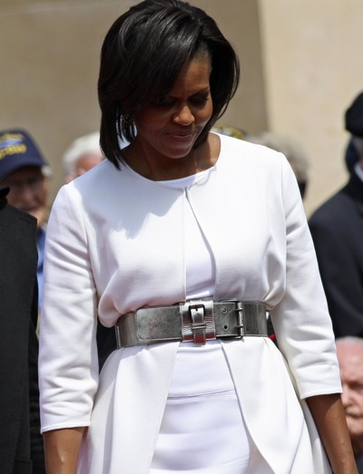 Michelle Obama's chic style