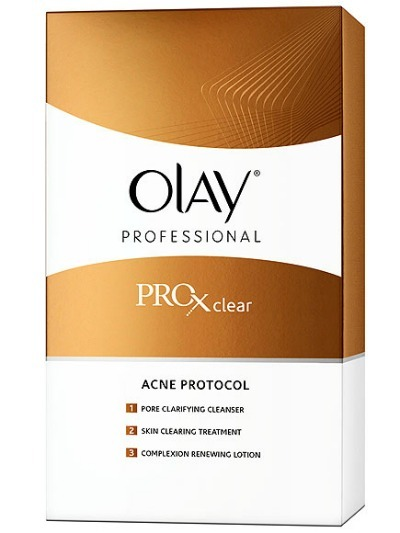 Olay Professional Pro-X Clear Acne Protocol