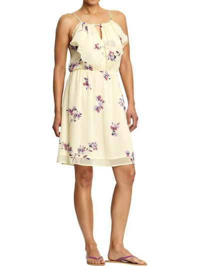 Old Navy Chiffon Dress