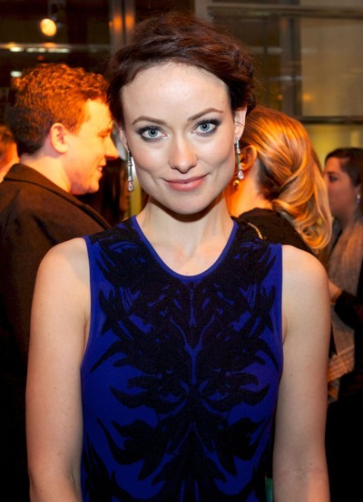 Olivia Wilde is wild for Kansas