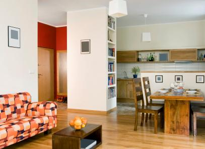 Open Floor Plans and Color