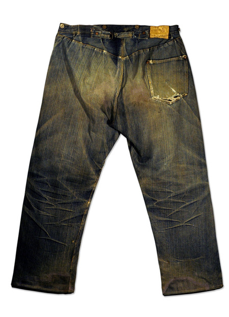 The original jean: 1873