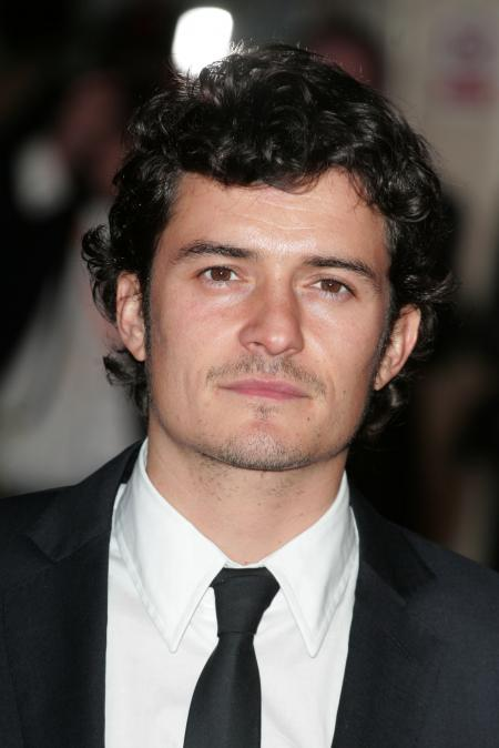 Orlando Bloom BAFTA