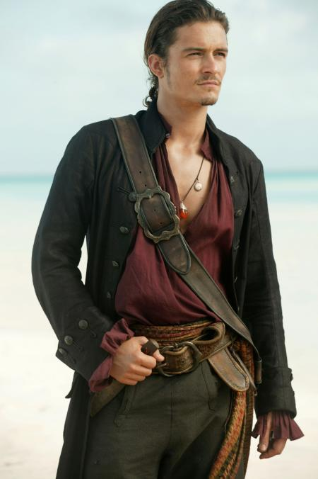 Orlando Bloom Pirates