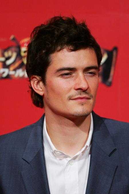 Orlando Bloom red carpet