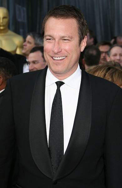 John Corbett on the scene of the Oscars