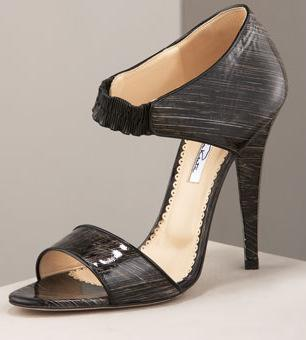 Oscar de la Renta Open Toe Sandals