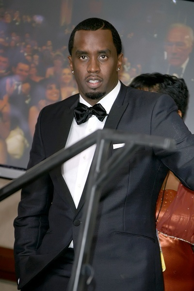 Diddy at the Oscars