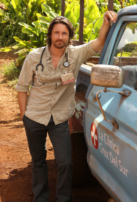 Dr Ben Keeton (Martin Henderson), Off the Map