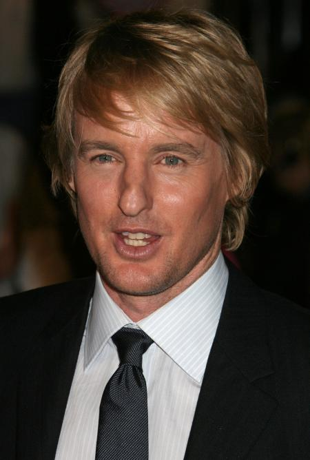 A picture of Owen Wilson's face