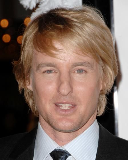 Owen Wilson at the Marley & Me movie premiere