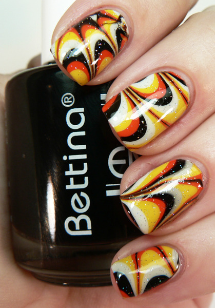 Cool Halloween Nail Designs