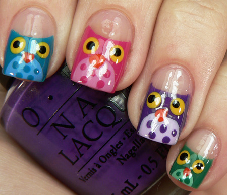 15 Most Wanted Nail Art Designs! photo 10