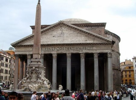 Pantheon - Rome, Italy