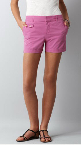 Flirty Summer Shorts
