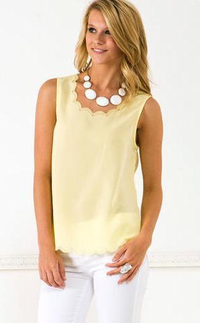 Cheery Lemon Shirt