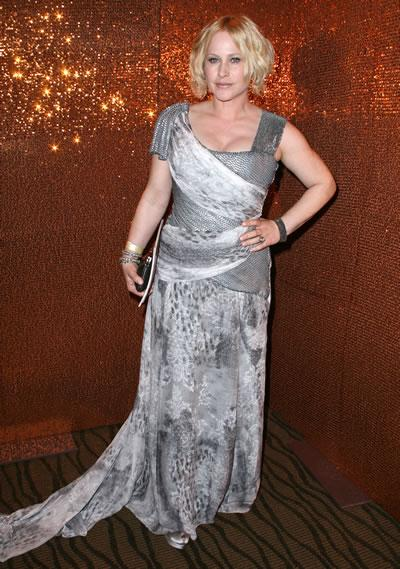 Patricia Arquette of 'Medium'